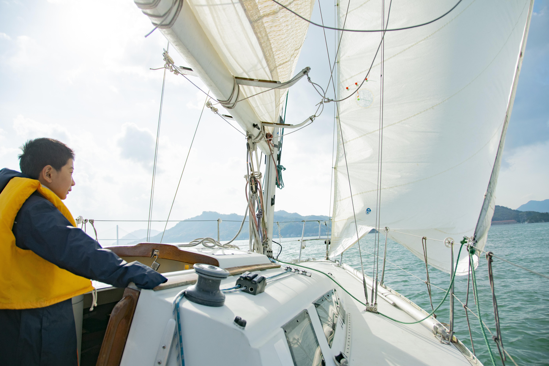 ヨットセーリング体験